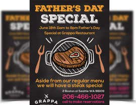 nº 15 pour Father's day at Grappa par fahimhasan00