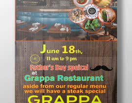 nº 22 pour Father's day at Grappa par anjumonowara