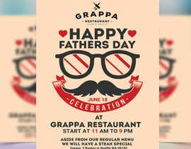 nº 11 pour Father's day at Grappa par VectorSign