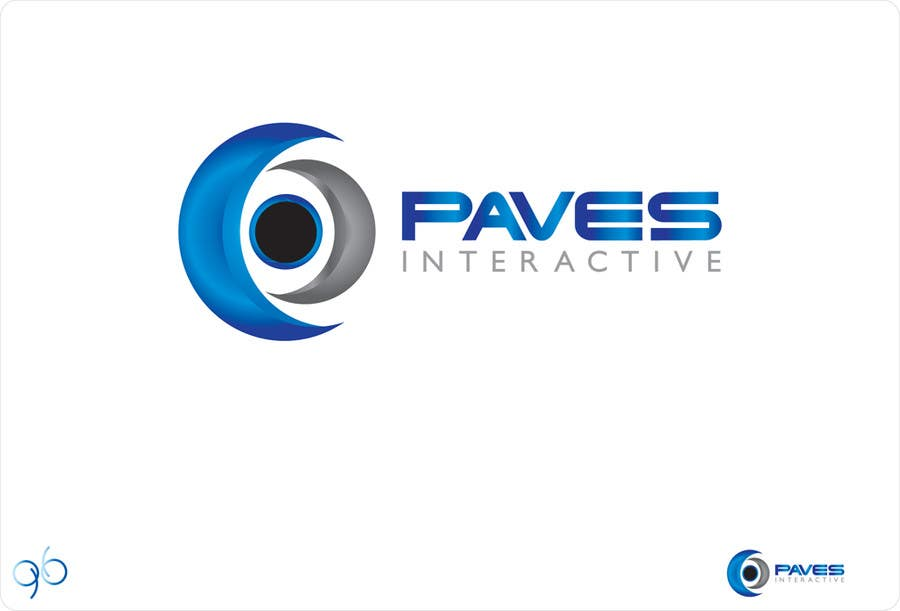 Logo Design Contest Entry #136 for Logo Design for Paves Interactive