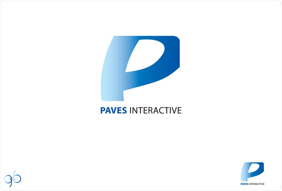 Contest Entry #105 for Logo Design for Paves Interactive