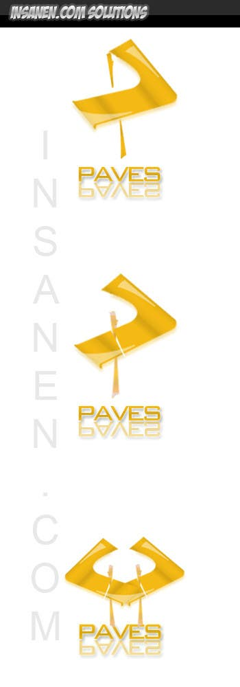 #205 for Logo Design for Paves Interactive by insanenight