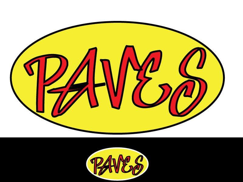 Kilpailutyö #89 kilpailussa Logo Design for Paves Interactive