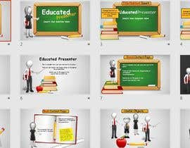 nº 7 pour I need someone to remodel my powerpoint slides par mohmedrashed