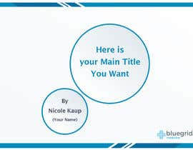 nº 18 pour I need someone to remodel my powerpoint slides par Abdullah2222