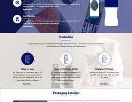 nº 19 pour Creative Website Mockup par ravinderss2014