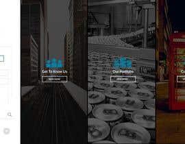 nº 44 pour Creative Website Mockup par AJDesignStudio