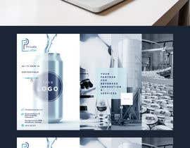 nº 14 pour Creative Website Mockup par hlo60