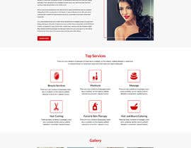 #25 for Design a Website Mockup by gravitygraphics7