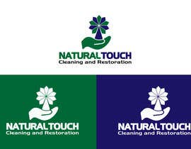 nº 116 pour Natural Touch Cleaning and Restoration LOGO par almamun002