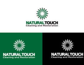 nº 121 pour Natural Touch Cleaning and Restoration LOGO par almamun002