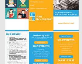 nº 14 pour Design a Brochure par maidang34