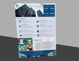 nº 12 pour Design a Brochure par masobur755