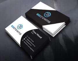 nº 22 pour escrows Business Card par yusuf6039