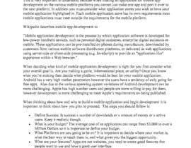 nº 4 pour Write contents for a website par DixonReniece