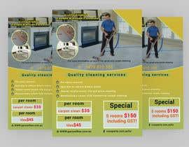 nº 33 pour create a flyer par Forhad95s