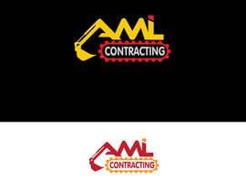 nº 77 pour Design a Logo - AML Contracting par jrayhan
