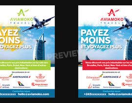 nº 34 pour Flyers for a travel agency par FirstCreative