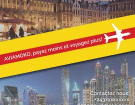 nº 1 pour Flyers for a travel agency par sPYfromFranik