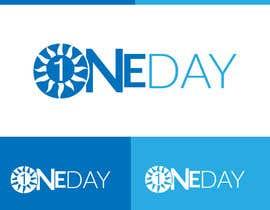 nº 94 pour New Logo for ONE DAY par moeezshah451