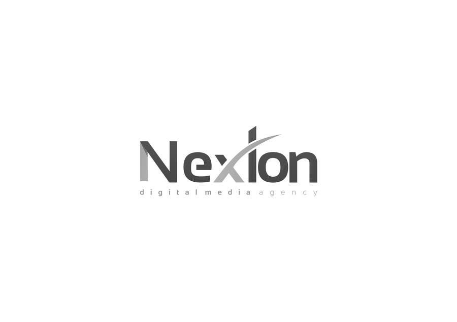 Kilpailutyö #213 kilpailussa Logo Design for Nexlon