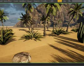 nº 2 pour Design environment in Unreal 1 par Wainor