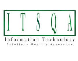 nº 216 pour ITSQA - Design a Logo par EldaneVieira