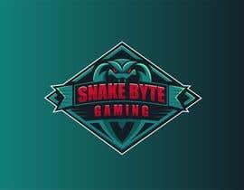 nº 27 pour Snake Byte Gaming Logo par OlexandroDesign
