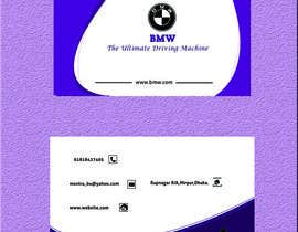 nº 859 pour Design some Business Cards par monira405