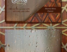 nº 867 pour Design some Business Cards par monira405