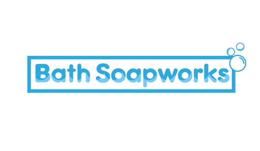 Proposition n°8 du concours Design a Logo for Bath Soapworks