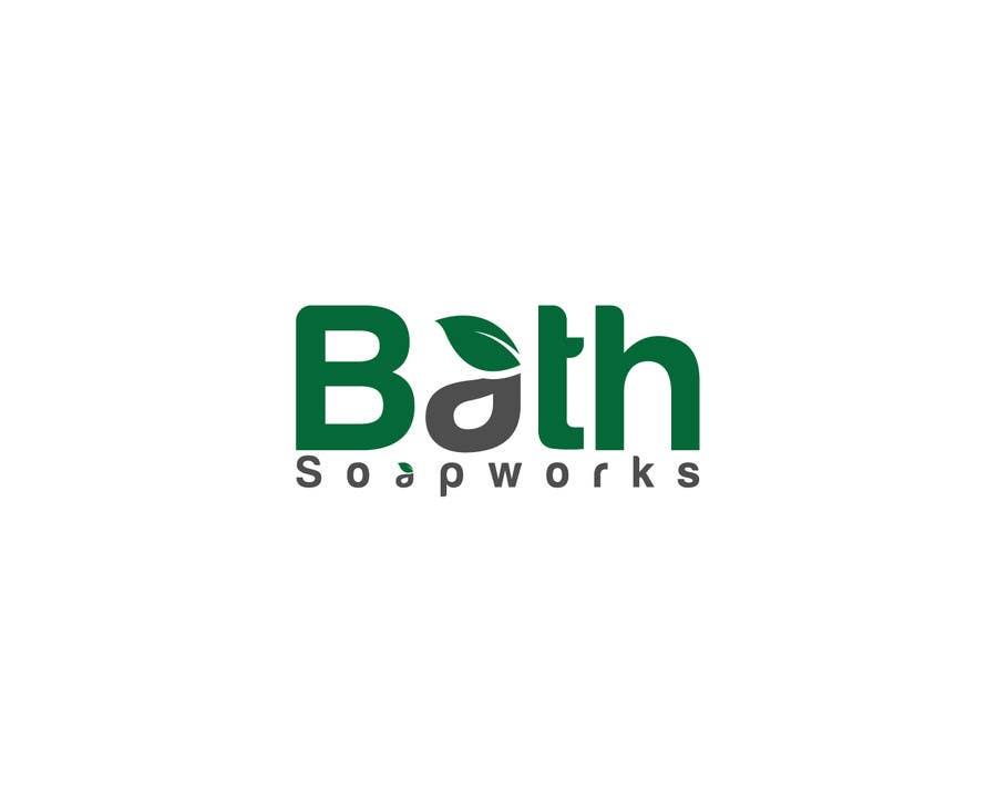 Proposition n°28 du concours Design a Logo for Bath Soapworks