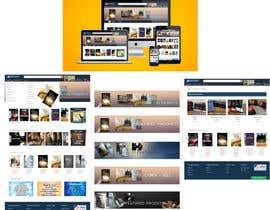nº 8 pour Website design par ramjanali892