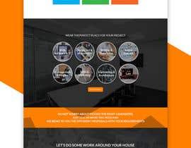 nº 18 pour Website design par Ankur0312