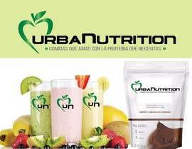 nº 20 pour Diseño de logotipo de marca de productos con alto contenido de proteína par TeresaGM73
