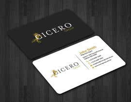 nº 17 pour Design some Business Cards par papri802030