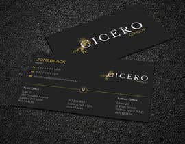 nº 322 pour Design some Business Cards par Neamotullah