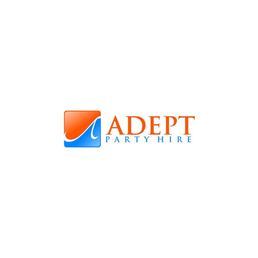 Design A Logo For Adept Party Hire Freelancer