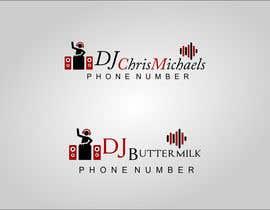 nº 9 pour Design Mobile DJ Logos par charlesnoel