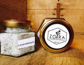 nº 159 pour Logo for natural food and cosmetics brand - Zoira par rahulkaushik157