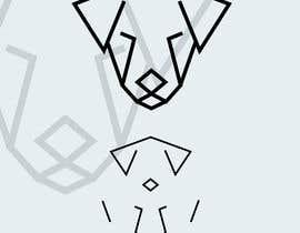 nº 16 pour Design geometric animal heads icons par Stellarhorse