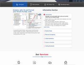 Nro 28 kilpailuun Polish the draft design of our new corporate website käyttäjältä stormraagew