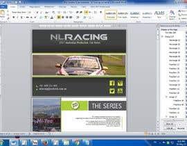 nº 17 pour I need some Graphic Design par Bshah7
