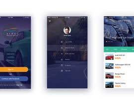 nº 13 pour Design a Website and Mobile App Mockup par pilipenko2001