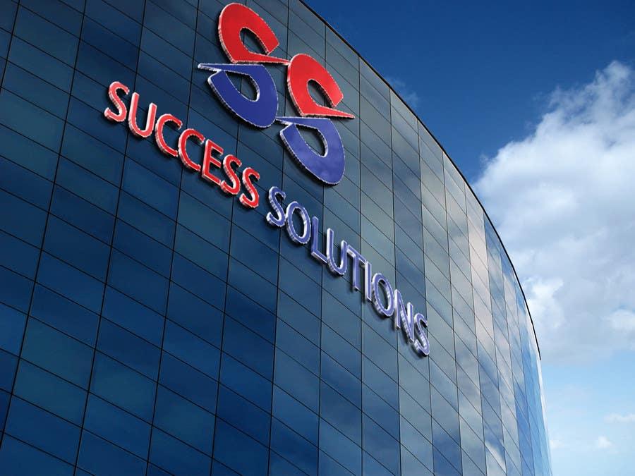 Proposition n°51 du concours Success Solutions logo and Success Solutions Academy logo