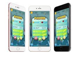 nº 21 pour Design UI for 1 Mobile Game Screen (Simple) par salman132