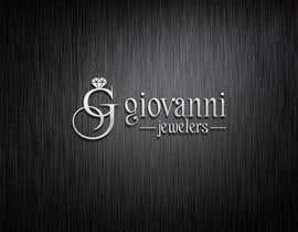 nº 485 pour Design a Logo Giovanni Jewelers par oosmanfarook