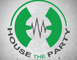 nº 16 pour Make Logo Bounce & Shake in GIF - House The Party par ArinaRedwood