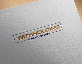 nº 64 pour Design a logo for a tax website par Salimmiah24