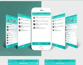 nº 46 pour Design an App Mockup par satishandsurabhi